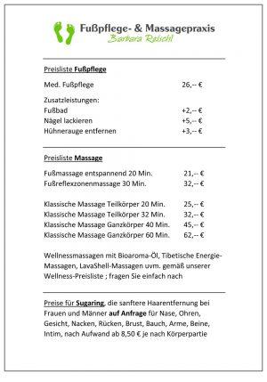 Preisliste-Fußpflege-A5-2020